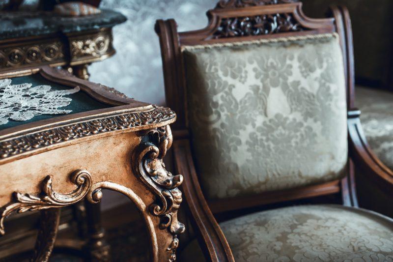 wood furniture