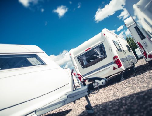 Taking Your Recreational Vehicle out of Storage