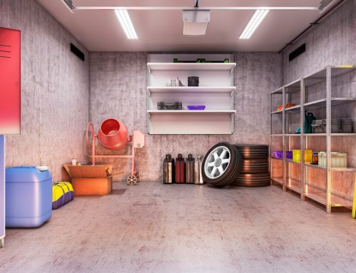 How to Clean Out and Organize Your Garage